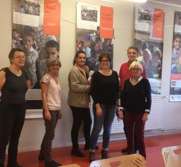 Équipe de Partage à l'IRFSS de Saint-Étienne